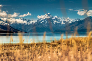 Mount Cook - A Snow Capped Beauty