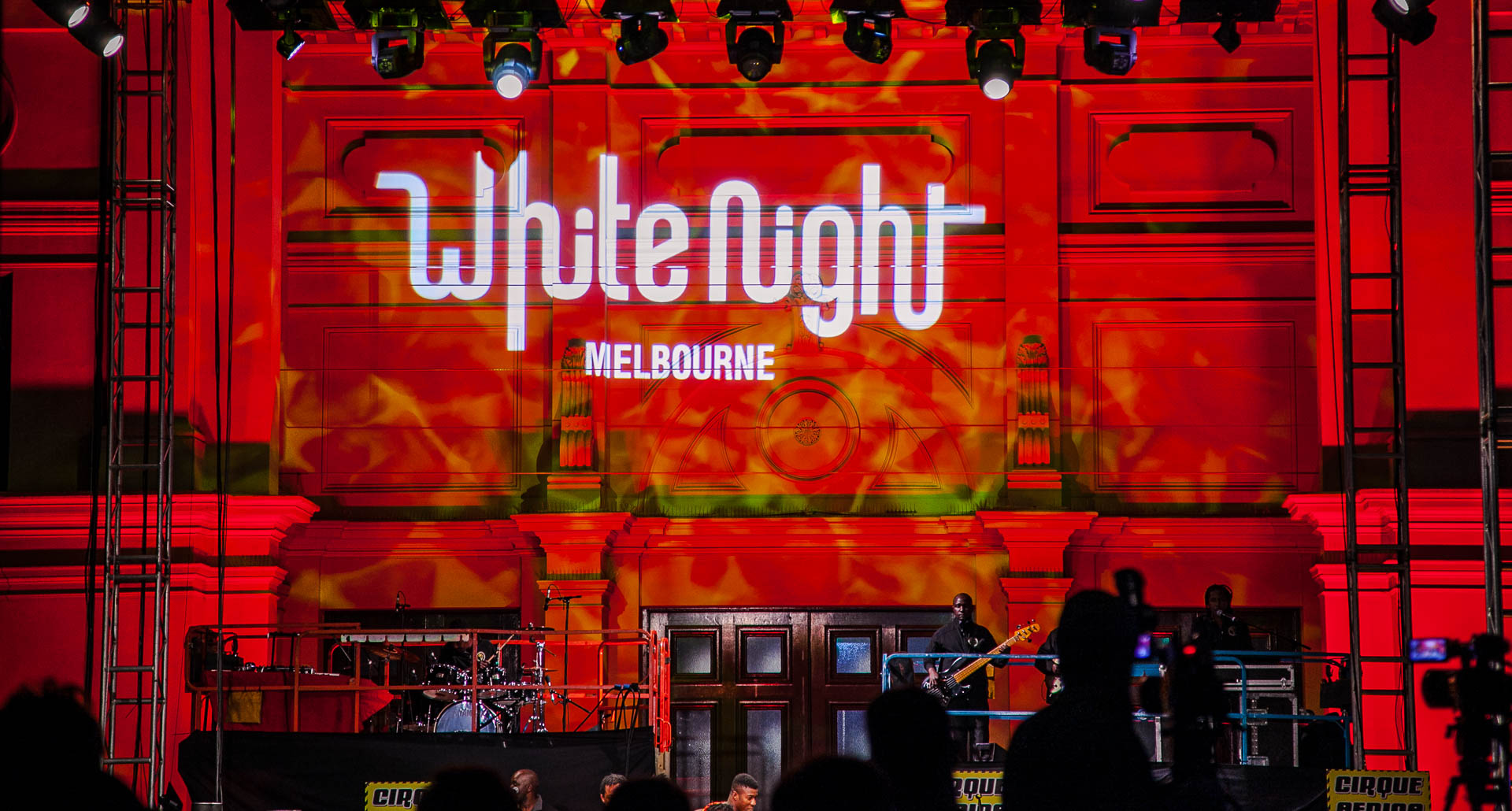 Melbourne White Night 2016 - Time-lapse and Photos