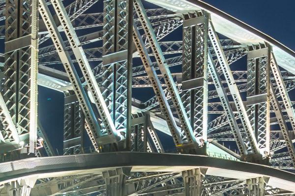 The Coat Hangers of the Sydney Harbour Bridge