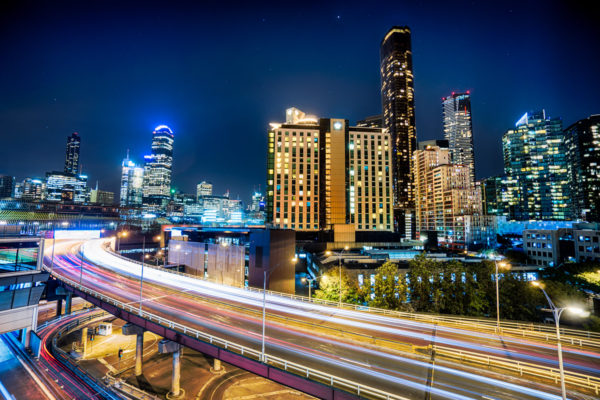Take The Kingsway to Melbourne