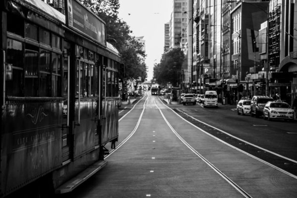 City Circle Tram. Circling The City of Melbourne.