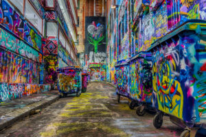 Rutledge Lane - Never what it used to be