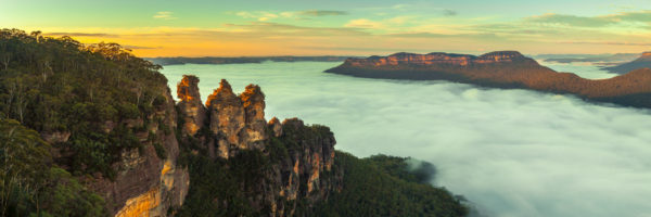 The Three Sisters, Looking Amazing