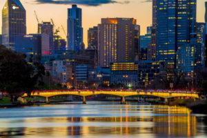 Golden Spring Tones of Melbourne