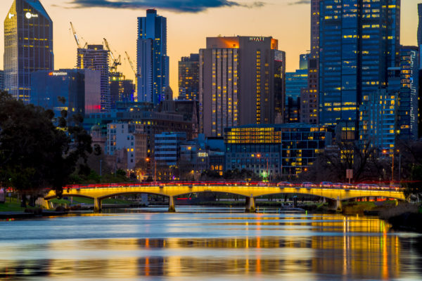 Golden Spring Tones of Melbourne